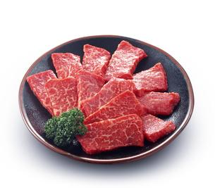 牛焼肉の写真素材 [FYI04663536]