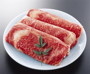 牛肉の写真素材 [FYI04663549]
