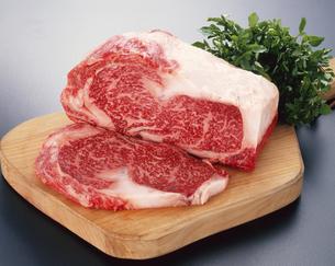 肉塊の写真素材 [FYI04663600]