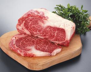牛肉の塊の写真素材 [FYI04663638]