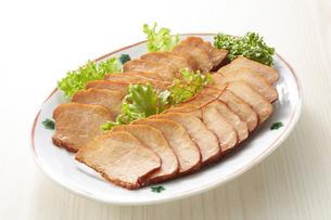 焼豚 (roast pork)の写真素材 [FYI04663994]
