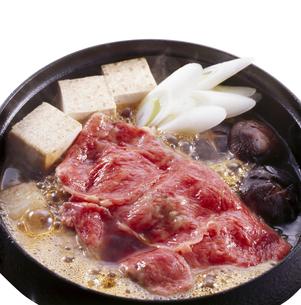 すき焼き (sukiyaki)の写真素材 [FYI04664008]