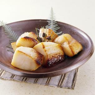銀ダラの西京焼(Broiled Sablefish with Saikyo Miso)の写真素材 [FYI04664064]