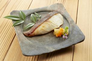 焼き魚 鰆(さわら)の写真素材 [FYI04664321]