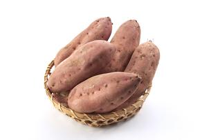 さつまいも 安納芋の写真素材 [FYI04664845]
