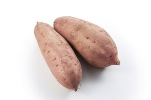 さつまいも 安納芋の写真素材 [FYI04664874]