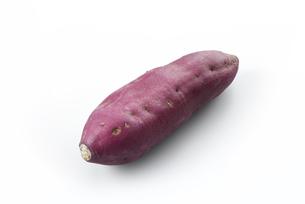 鳴門金時 (sweet potato grown in sandy soil)の写真素材 [FYI04664879]