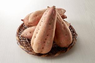 さつまいも 安納芋の写真素材 [FYI04664891]