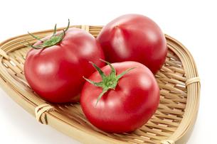 フルーツトマト クローズアップの写真素材 [FYI04664953]