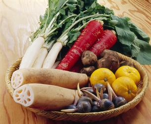 野菜集合の写真素材 [FYI04664999]