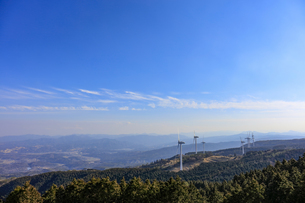 久居榊原風力発電施設(青山高原ウインドファーム)の写真素材 [FYI04665100]
