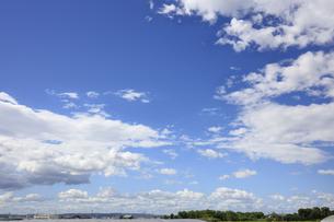 青空-Blue sky-夏の写真素材 [FYI04665401]