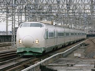 新幹線200系の写真素材 [FYI04665496]