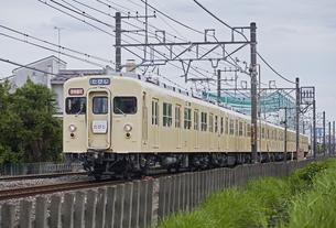 東武8000系の写真素材 [FYI04665551]
