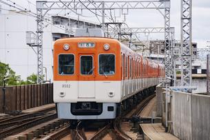 阪神8000系の写真素材 [FYI04665553]