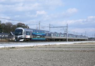 JR四国5000系 マリンライナーの写真素材 [FYI04665565]