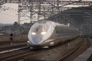 新幹線500系の写真素材 [FYI04665570]