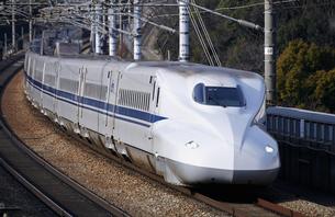新幹線N700Aの写真素材 [FYI04665623]