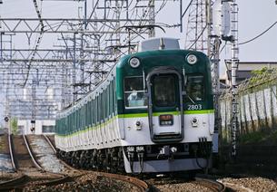 京阪2600系の写真素材 [FYI04665684]