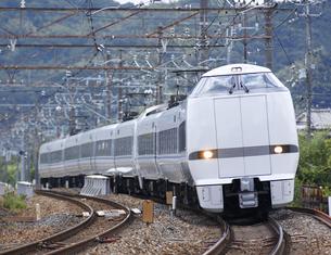 JR西日本683系 サンダーバードの写真素材 [FYI04665697]