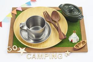 キャンプ イメージの写真素材 [FYI04666009]