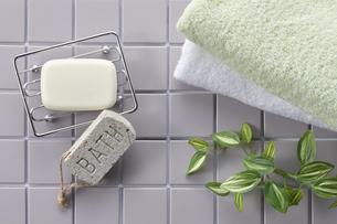 bath goodsの写真素材 [FYI04666043]