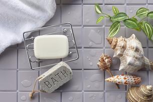 bath goodsの写真素材 [FYI04666046]