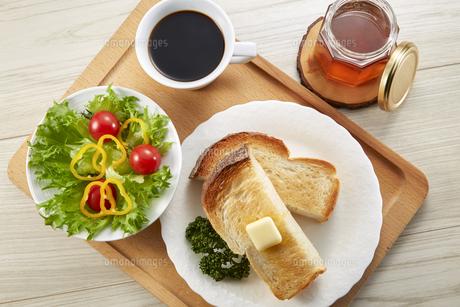 朝食 breakfastの写真素材 [FYI04666055]