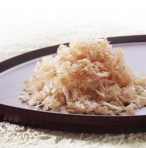 かつお節 (Dried bonito shavings)の写真素材 [FYI04666248]