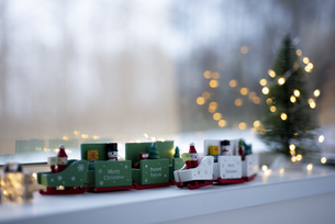 クリスマス小物の写真素材 [FYI04666397]