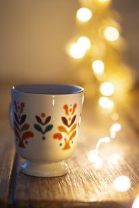 コーヒーカップの写真素材 [FYI04666399]