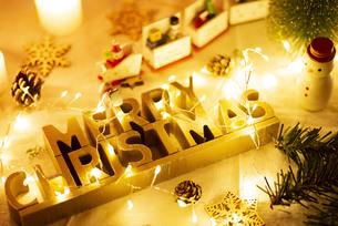 クリスマス小物の写真素材 [FYI04666433]