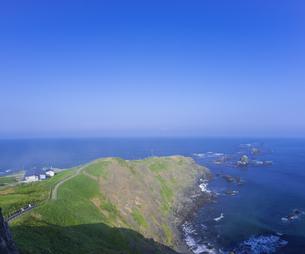 北海道 自然 風景 襟裳岬の写真素材 [FYI04667722]