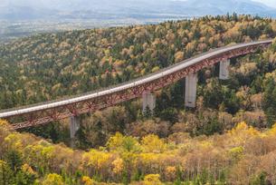 三国峠の秋の写真素材 [FYI04667836]