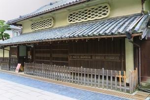 松阪邸の写真素材 [FYI04668116]