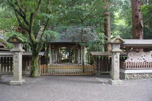 高千穂の風景 天岩戸神社 西本宮の写真素材 [FYI04668357]