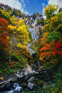 羽衣の滝の写真素材 [FYI04668869]