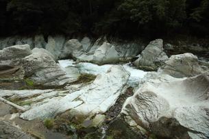 栃木県那須の渓谷の写真素材 [FYI04669434]