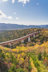 三国峠の秋の写真素材 [FYI04669534]