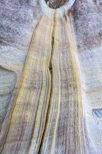 竜串海岸の様々な奇岩模様の写真素材 [FYI04671348]