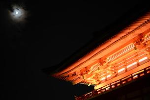 寺院の写真素材 [FYI04671362]