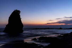 立石公園の夕景の写真素材 [FYI04672171]