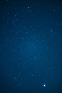 城ヶ島の星空の写真素材 [FYI04672172]