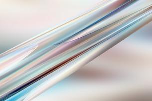太い線の透明感のある美しいアブストラクト背景のイラスト素材 [FYI04672848]