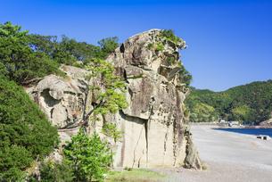 獅子岩の写真素材 [FYI04673115]
