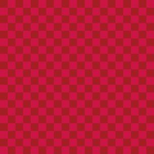 市松模様 赤×ピンク Sのイラスト素材 [FYI04673193]