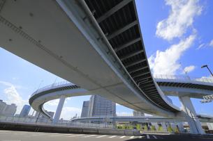 首都高速 東雲ジャンクションの写真素材 [FYI04673633]