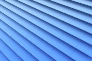 階段状に並ぶ線 CGのイラスト素材 [FYI04673702]