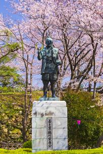 徳川家康公像の写真素材 [FYI04673737]