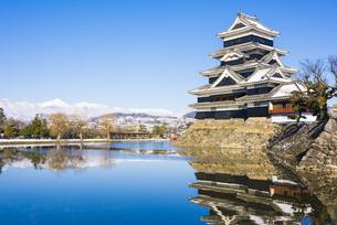 松本城の写真素材 [FYI04673763]